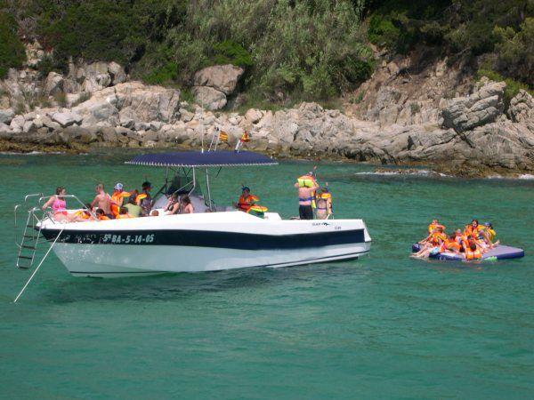 Rent-a-private-boat-lloret-de-mar