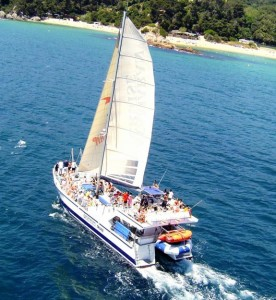 Catamaran-lloret-bluesailcostabrava