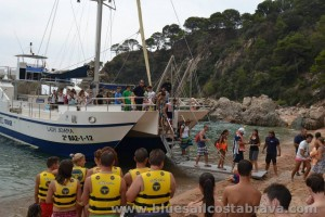 Catamaran Costa Brava -Lloret de Mar-