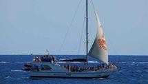 Catamaran Party en Lloret de Mar